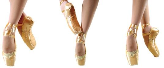 Star Special Ballet Classes mit Schwerpunkt Pointe Work